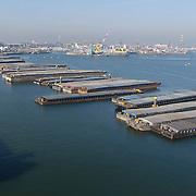 NLD/Rotterdam/20111116 - Presentatie Helden 11 magazine, Rotterdamse haven