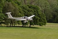 Grob 109b Motor Glider at the  Midlands Air Festival Photo by Chris wynne