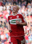 Middlesbrough v Ipswich Town 150912
