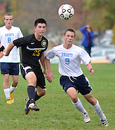 Central Bucks West @ North Penn Soccer