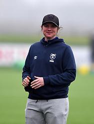 Bristol Bears Women head coach Kim Oliver - Mandatory by-line: Paul Knight/JMP - 28/11/2020 - RUGBY - Shaftesbury Park - Bristol, England - Bristol Bears Women v Saracens Women - Allianz Premier 15s