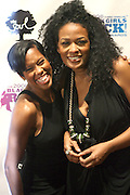 l to r: Regina King and DJ Beverly Bond at The 3rd Annual Black Girls Rock Awards held at the Rose Building at Lincoln Center in New York City on November 2, 2008..BLACK GIRLS ROCK! Inc. is a 501 (c)(3) nonprofit, youth empowerment mentoring organization established for young women of color.  Proceeds from ticket sales will benefit BLACK GIRLS ROCK! Inc.?s mission to empower young women of color via the arts.  All contributions are tax deductible to the extent allowed by