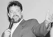"""Jonathan Frakes plays William Riker on the Syndicated television show """"Star Trek: the Next Generation.''"""