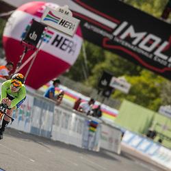 20200925: ITA, Cycling - UCI World Championship 2020, Day 2