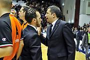 Luca Banchi<br /> Banco di Sardegna Dinamo Sassari - Montepaschi Siena<br /> Legabasket Serie A Beko 2012-2013<br /> Sassari, 14/01/2013<br /> Foto L.Canu / Ciamillo-Castoria