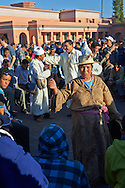 Entertainers in the Jemaa el-Fnaa square in  Marrakech, Morocco .<br /> <br /> Visit our MOROCCO HISTORIC PLAXES PHOTO COLLECTIONS for more   photos  to download or buy as prints https://funkystock.photoshelter.com/gallery-collection/Morocco-Pictures-Photos-and-Images/C0000ds6t1_cvhPo<br /> .<br /> <br /> Visit our ISLAMIC HISTORICAL PLACES PHOTO COLLECTIONS for more photos to download or buy as wall art prints https://funkystock.photoshelter.com/gallery-collection/Islam-Islamic-Historic-Places-Architecture-Pictures-Images-of/C0000n7SGOHt9XWI