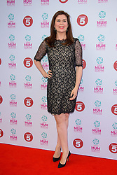 Amanda Lamb attends the Tesco Mum of the Year Awards 2014. The Savoy Hotel, London, United Kingdom. Sunday, 23rd March 2014. Picture by Chris Joseph / i-Images