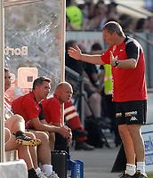 Fotball Tippeligaen 04.06.08 Rosenborg - ( RBK ) - Brann,<br /> Trener Mons Ivar Mjelde Brann,<br /> Foto: Carl-Erik Eriksson, Digitalsport