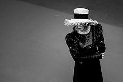 May 20, 2019 - Cannes, France - 72eme Festival International du Film de Cannes. Montée des marches du film ''La Belle Epoque'' depuis la terrasse du palais. 72th International Cannes Film Festival. Red Carpet for ''La Belle Epoque'' movie from the rooftop....239578 2019-05-20  Cannes France.. Adjani, Isabelle (Credit Image: © Terence Baelen/Starface via ZUMA Press)