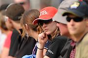 Holden fan at the HAMILTON 400, New Zealand, Saturday, 18th April 2009. Photo: Andrew Bright/PHOTOSPORT
