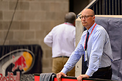 August 31, 2017 - Harrison, New Jersey, United States - Harrison, NJ - Thursday Aug. 31, 2017: Kasey Keller during a training day prior to a FIFA World Cup Qualifier between the United States (USA) and Costa Rica (CRC) at Red Bull Arena. (Credit Image: © Howard C. Smith/ISIPhotos via ZUMA Wire)