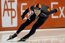 28-12-2010 SCHAATSEN: KPN NK ALLROUND EN SPRINT: HEERENVEEN<br /> Jan Smeekens<br /> ©2010-WWW.FOTOHOOGENDOORN.NL