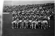 17/08/1969<br /> 08/17/1969<br /> 17 August 1969<br /> All-Ireland Senior Semi-Final: Kilkenny v London at Croke Park, Dublin.<br /> The Kilkenny team.