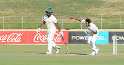 Johannesburg 19-12-18. South Africa Invitation XI vs Pakistan. Pakistan open their tour of South Africa with a three-day match at Sahara Willowmoore Park, Benoni. Day 1, afternoon session.  Picture: Karen Sandison/African News Agency(ANA)