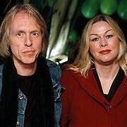 Premiere de Grinch Amsterdam, Bert Heerink en vrouw Esther van Wolferen