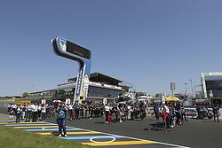 April 21, 2018 - Le Mans, SARTHE (72, FRANCE - AMBIANCE (Credit Image: © Panoramic via ZUMA Press)