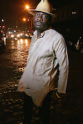 Andrew Dosunmu at the Trace Magazine annual launch for ' Black Girls Rule ' issue held at Merkato 55 on August 19, 2008