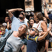 Street photography workshop in Rome, July 2016