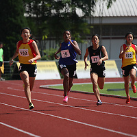 A Division Girls 200m