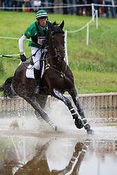 Marcelo Tosi, (BRA), Eleda All Black - Eventing Cross - Alltech FEI World Equestrian Games™ 2014 - Normandy, France.<br /> © Hippo Foto Team - Leanjo De Koster