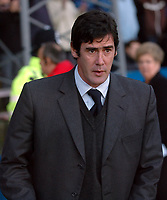 Photo: Kevin Poolman.<br />Luton Town v Derby County. Coca Cola Championship. 18/11/2006. Luton boss Mike Newell.