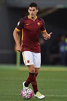 Diego Perotti Roma <br /> Roma 11-04-2016 Stadio Olimpico Football Calcio Serie A 2015/2016 AS Roma - Bologna Foto Andrea Staccioli / Insidefoto