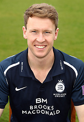 Middlesex's George Scott during the media day at Lord's Cricket Ground, London.