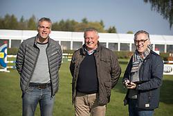 Jury, Peeters Paul, Van Tricht Jan, Rijcken Carl <br /> BWP Young Future Stars<br /> CSIO Lummen 2017<br /> © Hippo Foto - Dirk Caremans<br /> 29/04/2017