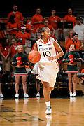 2008 UM Women's Basketball vs Virginia