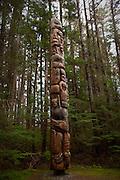 Sitka National Historical Park, Totem Park, Sitka, Alaska