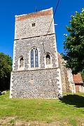 Village parish church of Saint Mary, Flowton, Suffolk, England, UK