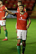 PORTRAIT Walsall's Matthew Sadler during the EFL Sky Bet League 2 match between Walsall and Crawley Town at the Banks's Stadium, Walsall, England on 3 November 2020.