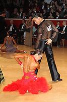 International Championships held in Royal Albert Hall, London, United Kingdom. Thursday, 13. October 2011. ATTILA VOLGYI<br /> Published on DanceSport Info do not copy!