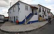 Jose Saramago's museum house in his birth place Aldeia da Azinhaga, central Portugal . Portuguese Nobel Prize of Literature, Jose Saramago, died at his house in Lanzarote on June 18. PAULO CUNHA/4SEEPHOTO