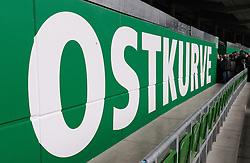 24.07.2011, Weserstadion, Bremen, GER, 1.FBL, Werder Bremen Tag der Fans 2011, im Bild Schriftzug Ostkurve..// during the day of fans on 2011/07/24,  Weserstadion, Bremen, Germany..EXPA Pictures © 2011, PhotoCredit: EXPA/ nph/  Frisch       ****** out of GER / CRO  / BEL ******