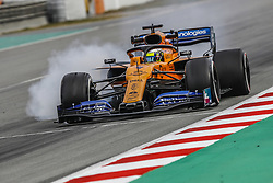 February 19, 2019 - Barcelona, Spain - 04 NORRIS Lando (gbr), McLaren Renault F1 MCL34, action during Formula 1 winter tests from February 18 to 21, 2019 at Barcelona, Spain - : FIA Formula One World Championship 2019, Test in Barcelona, (Credit Image: © Hoch Zwei via ZUMA Wire)