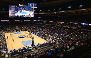 Basketball match at the FedEx forum Memphis Tennessee