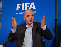 160304 FIFA President Gianni Infantino