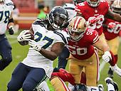 Nov 27, 2017-NFL-Seattle Seahawks at San Francisco 49ers