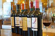 The wines of the Capdemourlin family. Chateau Balestard la Tonnelle, Saint Emilion, Bordeaux, France