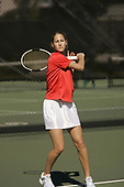 1/26/05 Women's Tennis Practice