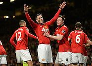 Manchester United v Cardiff City 280114