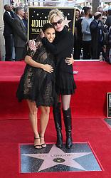 Eva Longoria Hollywood Walk Of Fame Ceremony. 16 Apr 2018 Pictured: Eva Longoria and Melanie Griffith. Photo credit: MPIFM/Capital Pictures / MEGA TheMegaAgency.com +1 888 505 6342