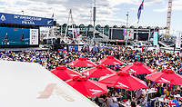 14/03/21 - Auckland (NZL)36th America's Cup presented by PradaAmerica's Cup Match - Race Day 4Race Village
