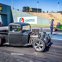 Shot at the Nostalgia Drags at the Perth Motorplex