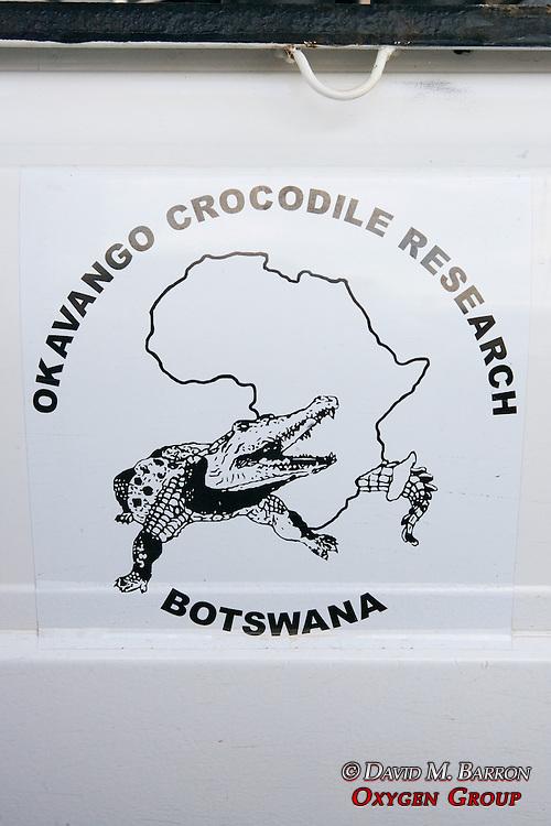 Crocodile Research Logo On Truck