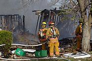 2011 - Gas line explosion destroys house in Fairborn, Ohio