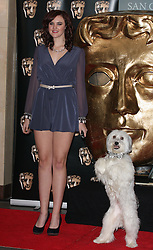 ASHLEIGH AND PUDSEY attends The British Academy Children's Awards 2013. Hilton Park Lane, London, United Kingdom. Sunday, 24th November 2013. Picture by i-Images