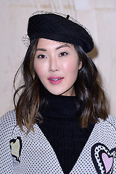 Chriselle Lim attending the Christian Dior show as part of the Paris Fashion Week Womenswear Fall/Winter 2018/2019 in Paris, France on February 27, 2018. Photo by Aurore Marechal/ABACAPRESS.COM