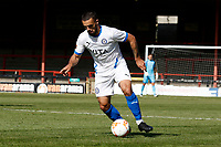 Jordan Williams. York City 0-1 Stockport County. Pre Season Friendly. 19.9.20